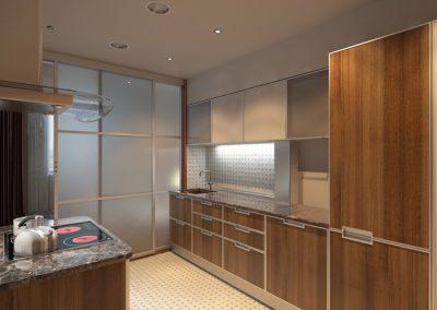 Проект на кухня от ПДЧ 001