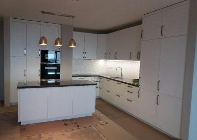 Кухня по проект 0001