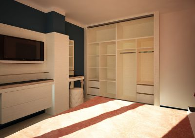 Проект на гардероб 001