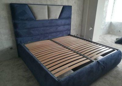 1028. Тапицирано легло по поръчка